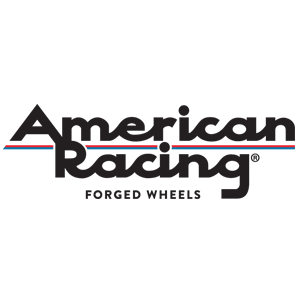 American Racing forged wheels